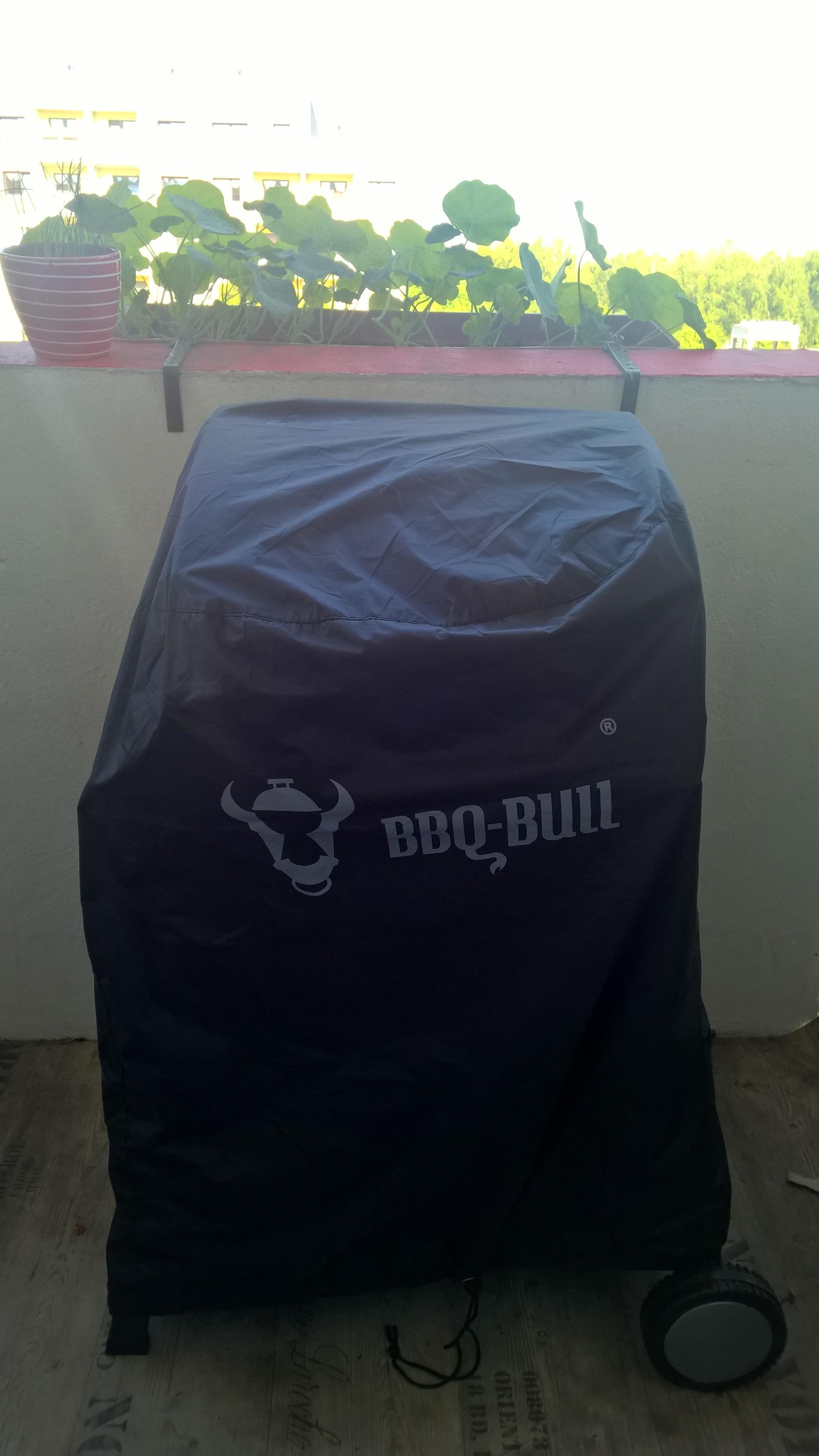 Jetzt wirds heiß [Gasgrill BBQ Bull Bern] im Produkttest
