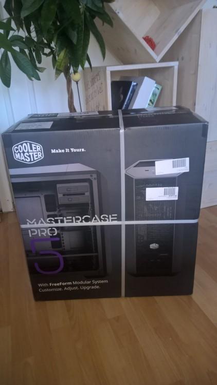 Der Traum eines Bastlers [Master Case 5 Pro] im Produkttest