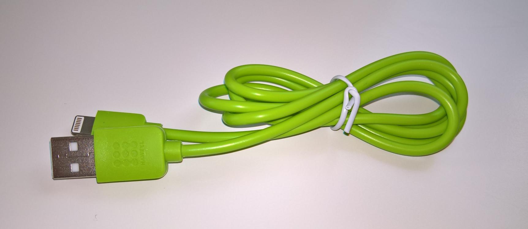 Ganz schön bunt [Lightning Kabel von Wortek (3 von 5)] im Produkttest