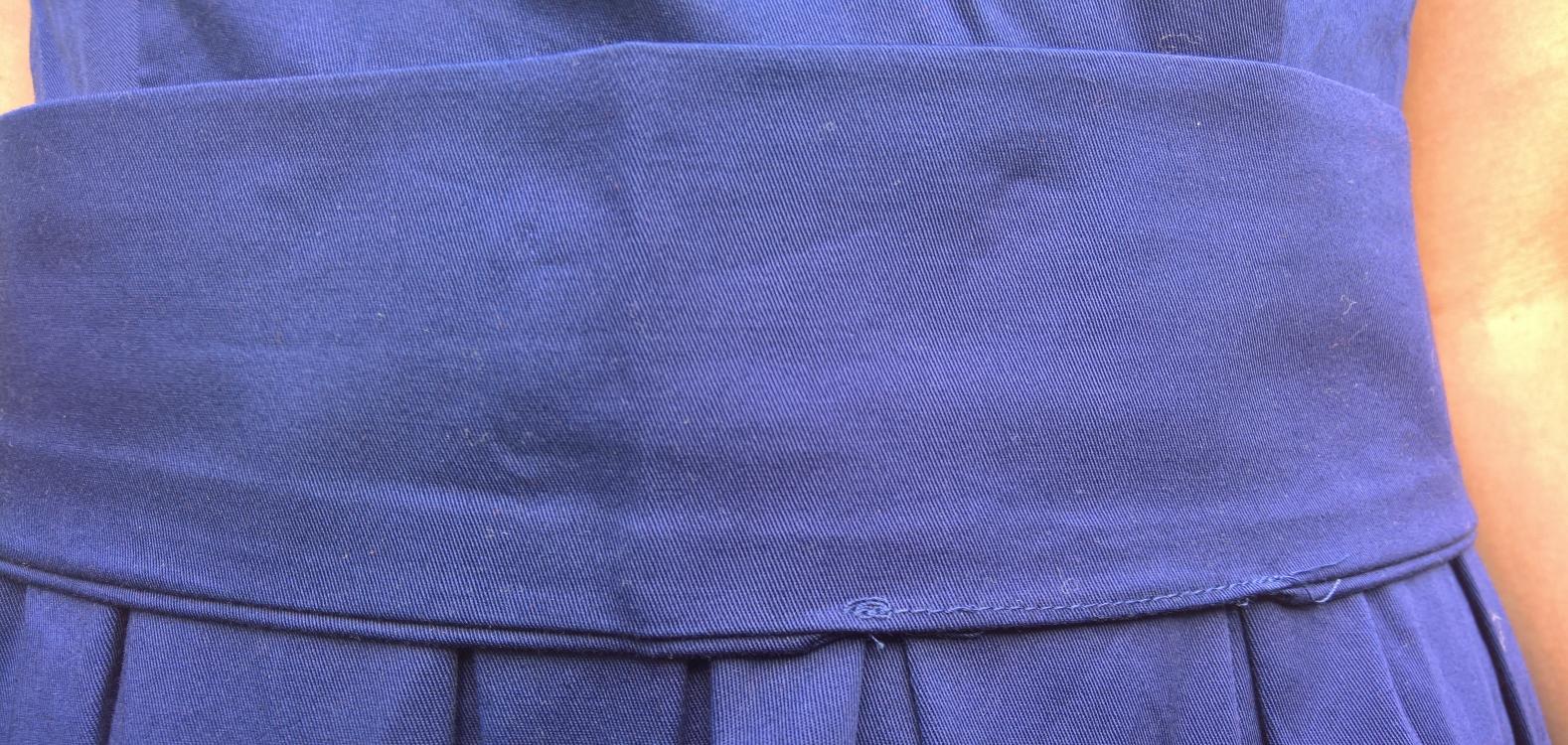 Tolle Idee und blöder Gürtel...[Vintagekleid von Fanessy (4 von 5)] im Produkttest