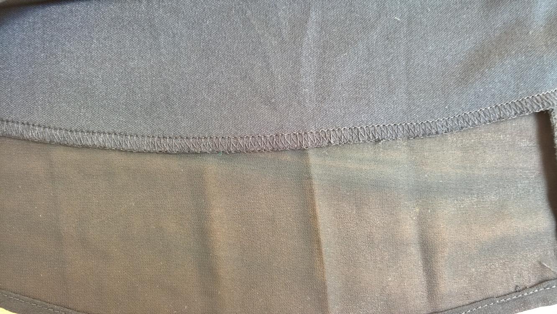 Wie ein Nachthemd...[Chiffonminikleid von Bepei] im Produkttest