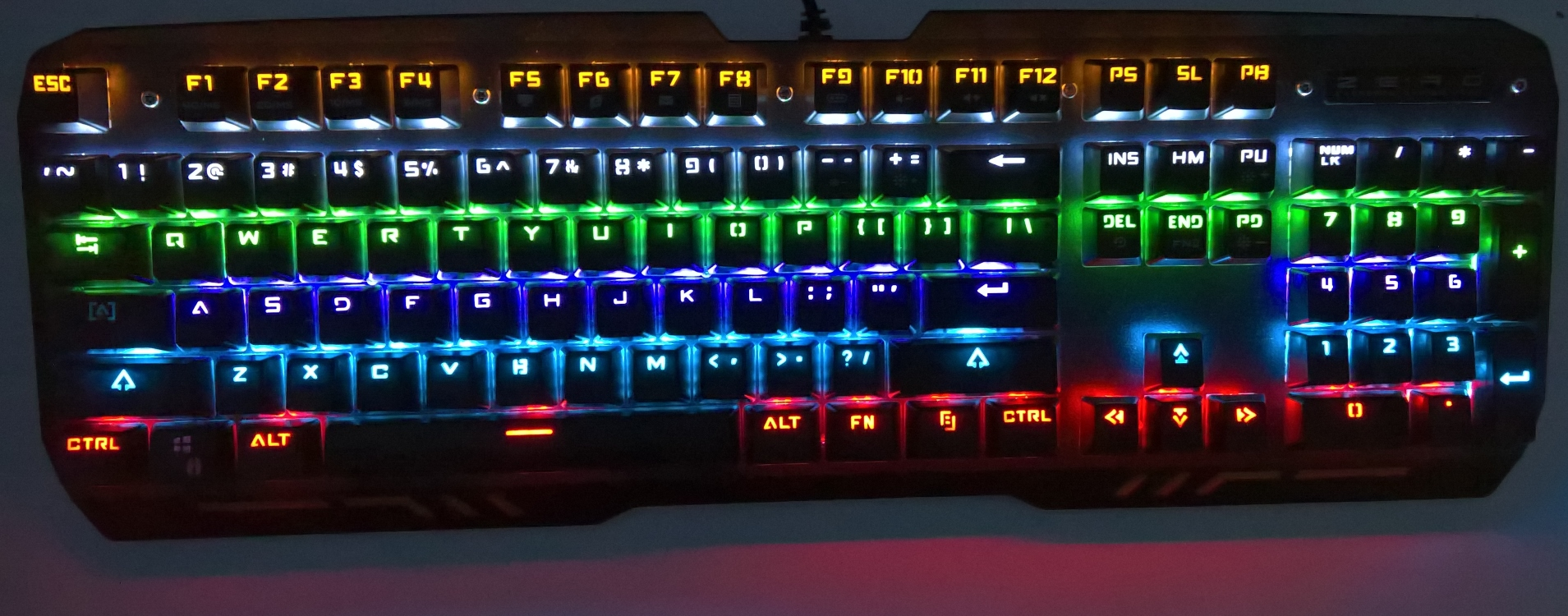 Die beinah perfekte Tastatur [Gaming Tastatur von Echtpower (2,5 von 5) im Produkttest