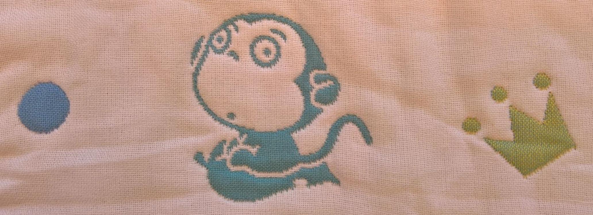 Schlafen mit Affen...[Babyschlafsack von Only One You] im Produkttest