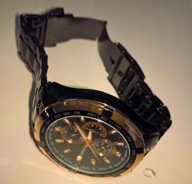Die Pranzeruhr [Armbanduhr von Curren (5 von 5)] im Produkttest