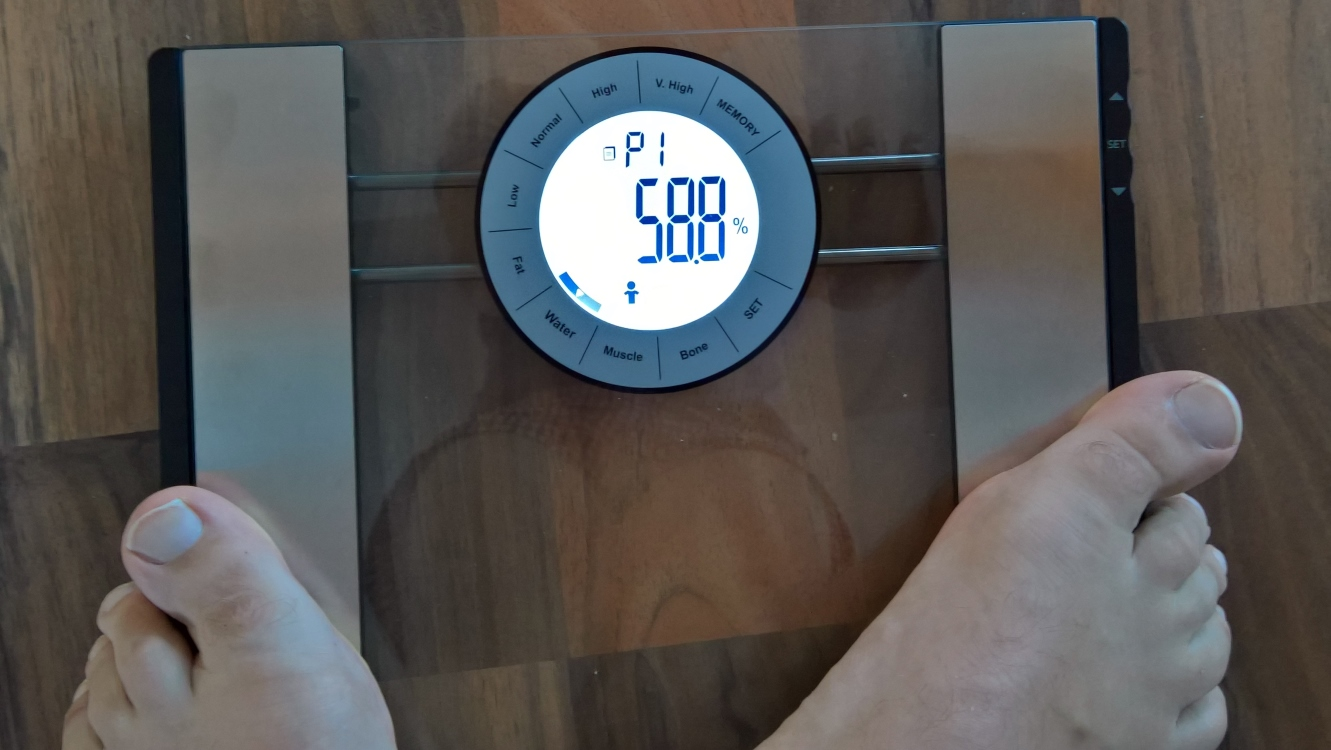 Leichtgewicht? [Körperanalyse Waage mit Bluetoothfunktion von ADE (5 von 5)] im Produkttest