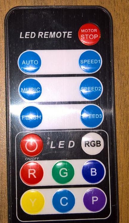 Licht macht Stimmung [LED Bühnenlicht von Coidea (4 von 5)] im Produkttest