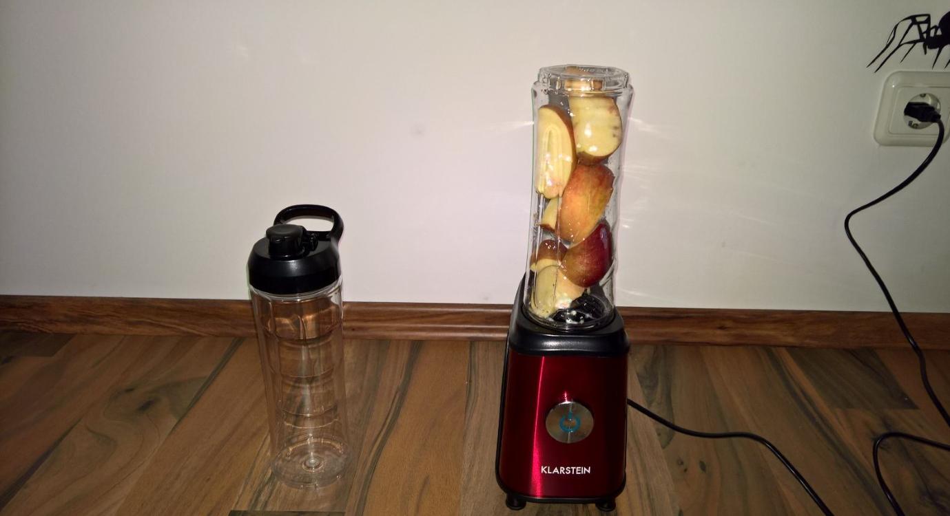 Ab in den Mixer! (Klarstein Tuttifrutti [5 von 5]) im Produkttest