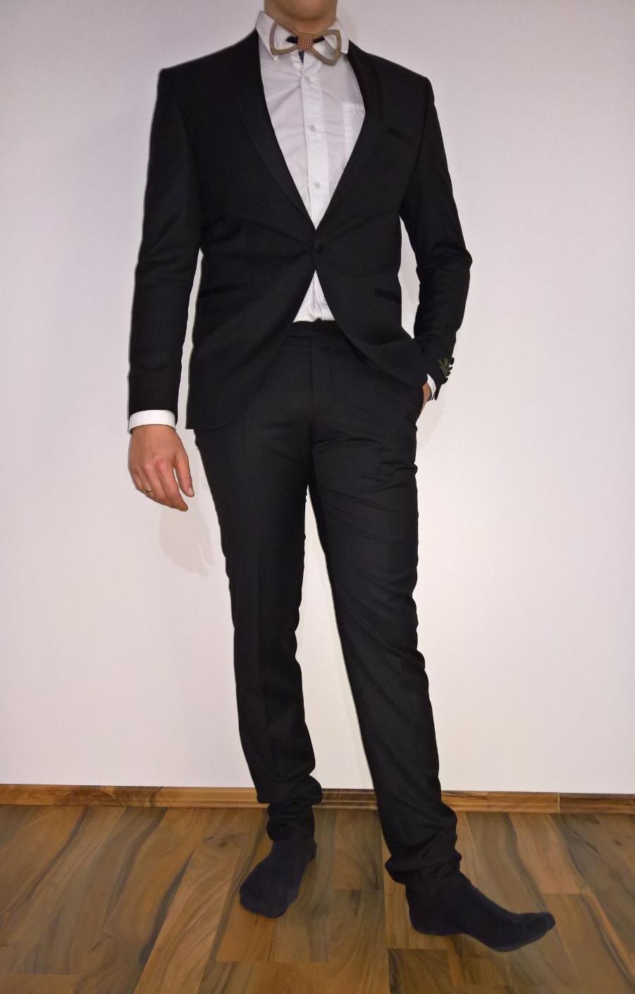 Bond, James Bond [preiswerter Smoking von Paco Romano (5 von 5)] im Produkttest