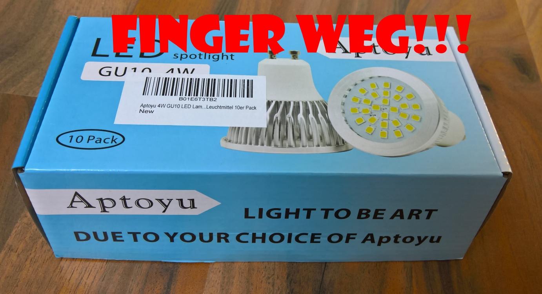 Licht aus! [Lampe von Aptoyu (1 von 5)] im Produkttest