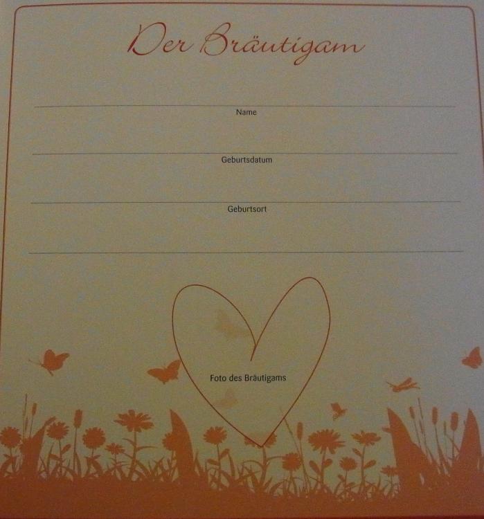 Hochzeitserinnerung II [Taschenbuch von Brendow (3 von 5)] im Produkttest
