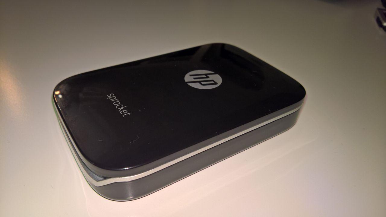 Drucker to go [Fotodrucker HP Sprocket (4 von 5)] im Produkttest