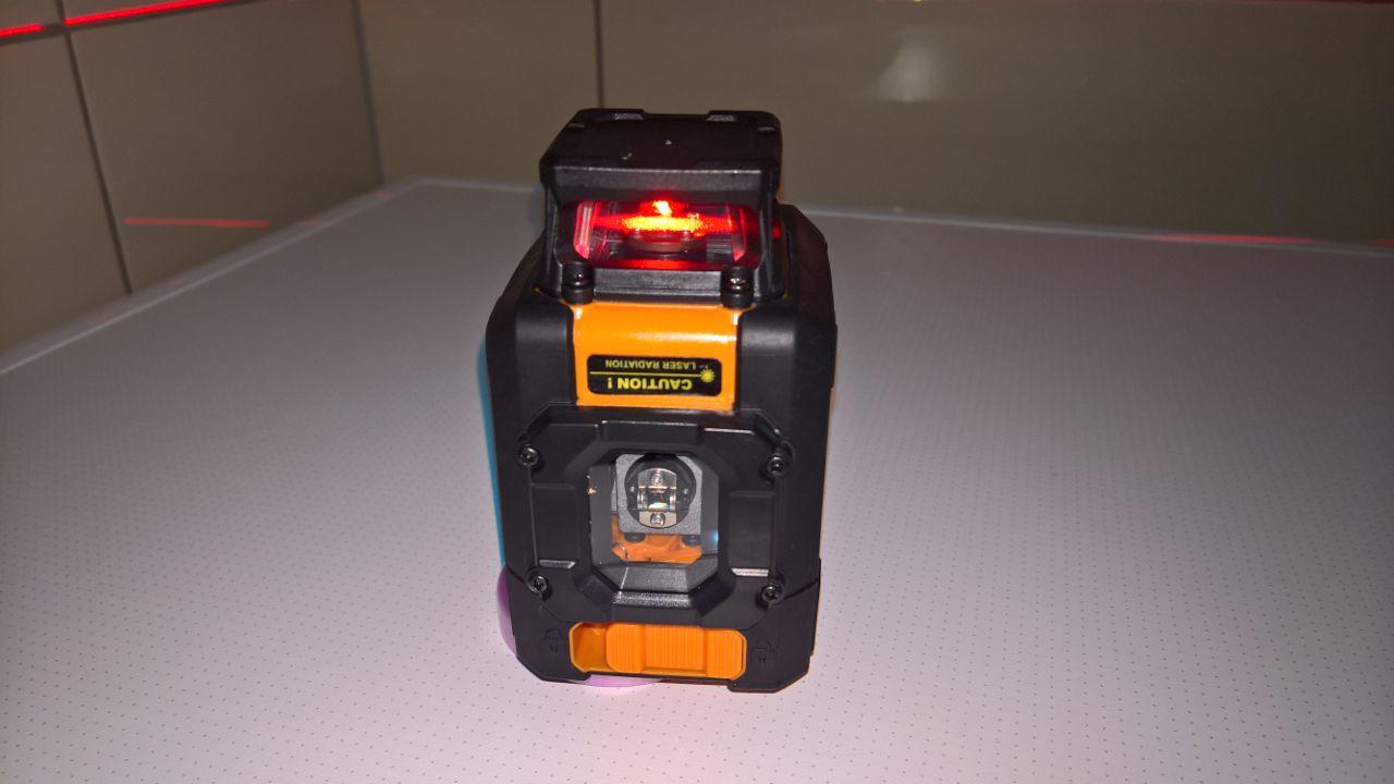 Laser! [Kreuzlinienlaser von Tacklife (5 von 5)] im Produkttest