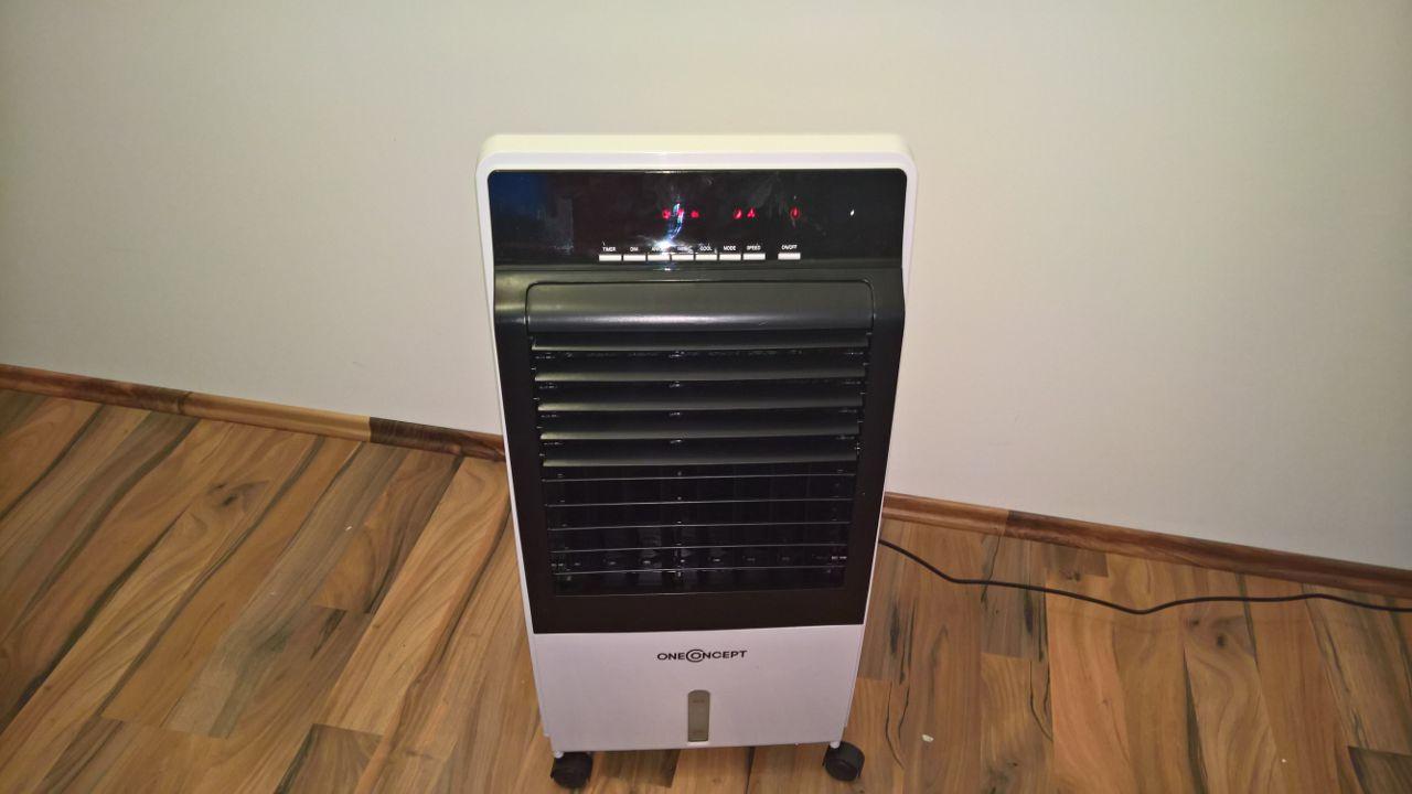 Helfen Luftkühler eigentich? [Luftkühler von OneConept (2 von 5)] im Produkttest