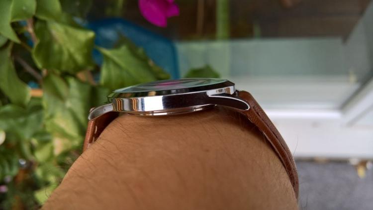 Der Klassiker [Armbanduhr OW Weitzmann Classic] im Produkttest