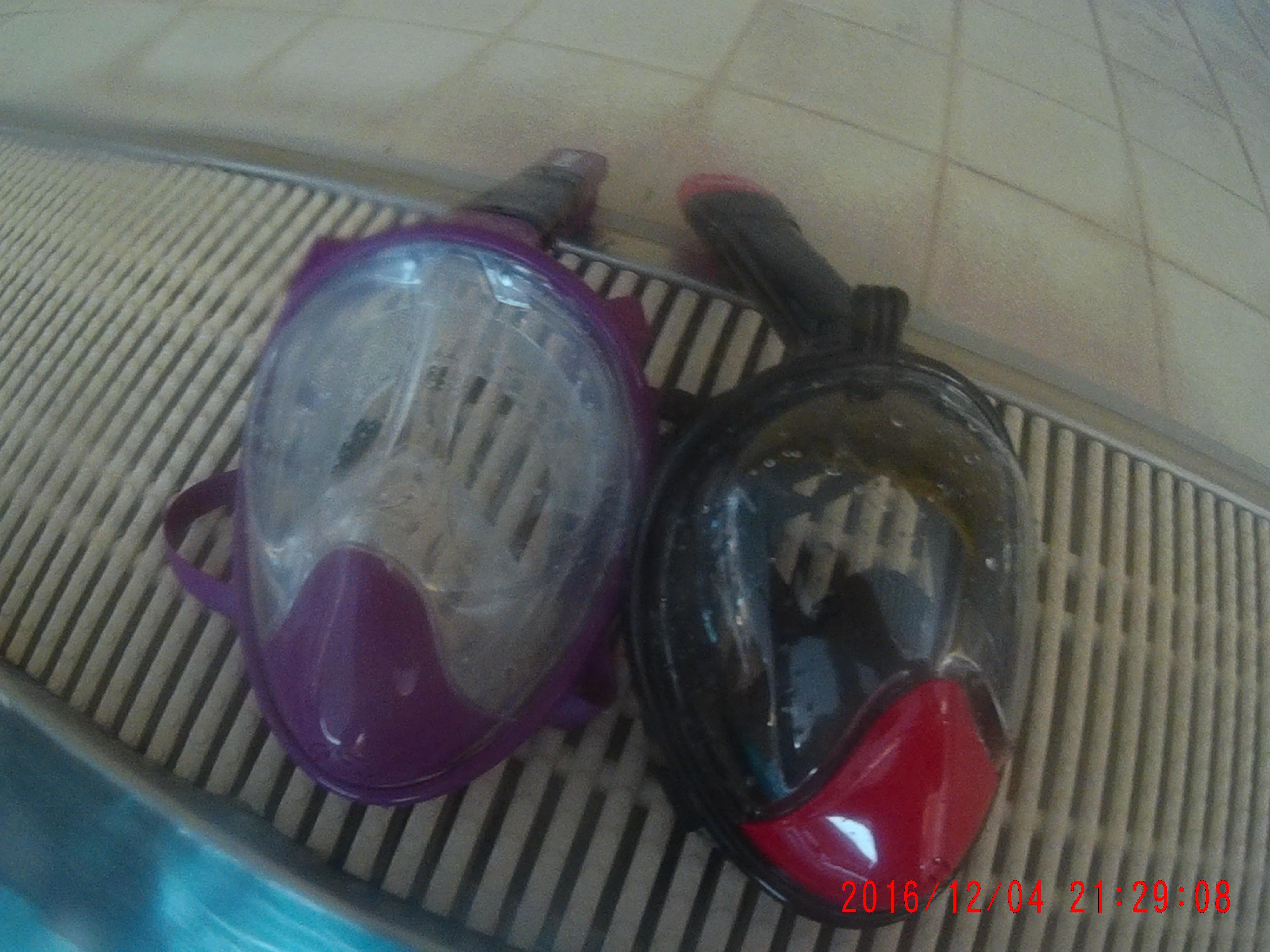 Duel der Schnorchelmasken [#Fuerteventura] im Produkttest