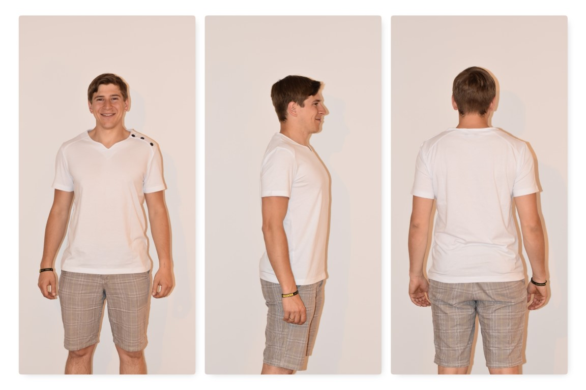 Herrn Shirt im Produkttest