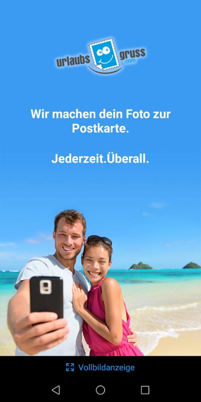 moderne Urlaubsgrüße [coole alternative zur Postkarte] im Produkttest